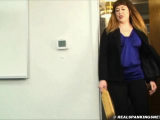 Reverie Paddled for Disrupting Class-9