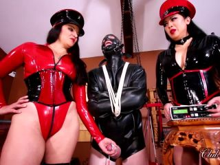 The Training of Slave 47 Part 2 - Electric CBT-3