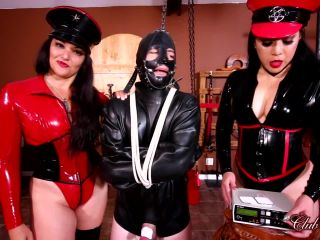 The Training of Slave 47 Part 2 - Electric CBT-4