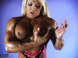 Lisa Cross Showing her Hard Firm Tits-3