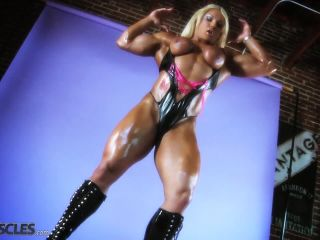 Lisa Cross Showing her Hard Firm Tits-4