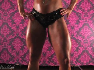 Jill Rudison Flexing for Your Pleasure-5