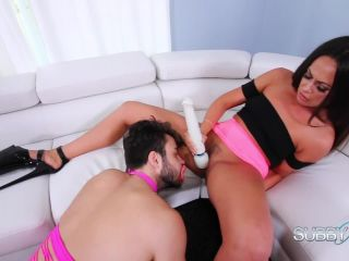 Kiki Trains the Bitch Part 4: Squirt On His Face-5