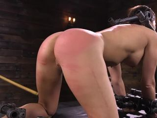 cle babe ariel x tormented in steel bondage and dp'd*-9